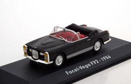 Facel Vega FV2 Cabriolet 1956 schwarz