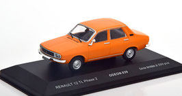 Renault 12 TL Berline Phase II 1975-1980 orange