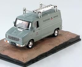 Leyland Sherpa Van 1974-1981James Bond 007 Edition