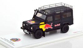 Land Rover Defender 110 Promo Car Red Bull Luka schwarz / Decor