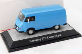 Hanomag F 25 Kastenwagen 1967-1975 blau