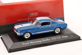 Ford Mustang Shelby 350 GT 1966 blau met. / weiss
