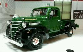 Plymouth Pick Up 1941 dunkelgrün / schwarz