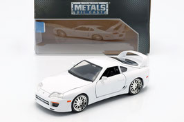 "Toyota Supra JZA80 1993-2002 weiss ""Fast and Furious 7"""