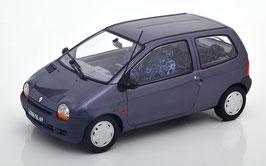 Renault Twingo I Phase I 1993-1998 Meteor grau met. / grau