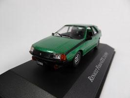 Renault Fuego GTX 2 Litres 1982-1992 dunkelgrün met. Argentinia