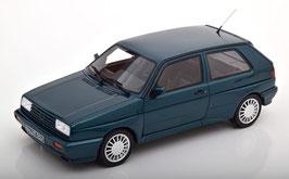 VW Golf Rallye G60 1989-1991 dunkelgrün met.