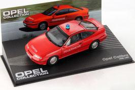 Opel Calibra Phase I 1989-1994 Feuerwehr Notarzt rot