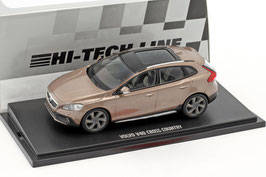Volvo V40 II Cross Country Phase I 2013-2016 Raw copper met.