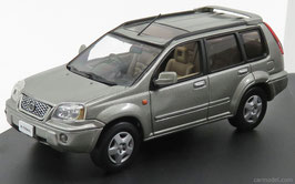 Nissan X-Trail XTT 2005 RHD grau met.