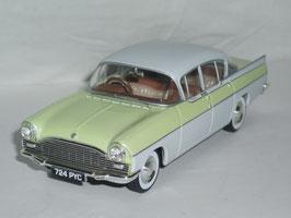 Vauxhall Cresta PA 1957-1962 Lime Yellow / Swan White