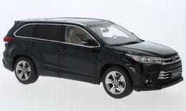 Toyota Highlander III Phase II 2016-2020 schwarz