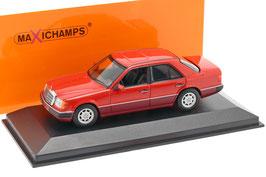 Mercedes-Benz 230 E W124 Phase II 1989-1993 rot / dunkelrot