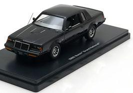 Buick Grand National 1984-1987 schwarz