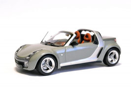 Smart Roadster 2003-2005 grau met.