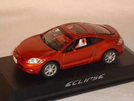 Mitsubishi Eclipse IV Phase I 2005-2008 orange met.