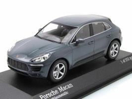 Porsche Macan Phase I 2014-2018 Graphit blau met.