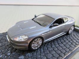Aston Martin DBS 2007-2012 dunkelgrau met. James Bond 007 Edition Casino Royal
