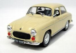 FSO / FSM Syrena 105 1972-1983 beige