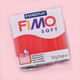 Fimo soft 57g (indischrot)