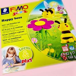 Happy Bee I Spiel- und Modellierset