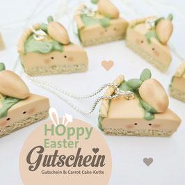 Hoppy Easter Gutschein