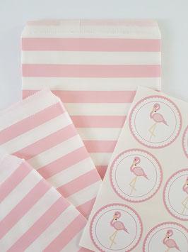 Flamingo-Geschenketütchen