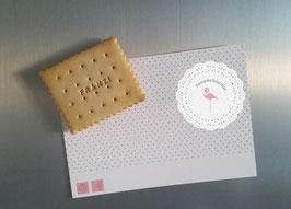 Butterkeks Kühlschrankmagnet/Personalisierbar