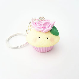 Cupcake love! Cupcake-Schlüsselanhänger