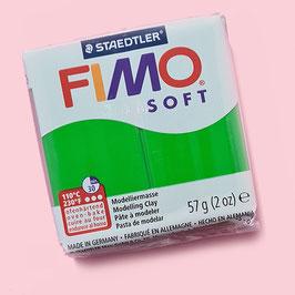 Fimo soft 57g (tropischgrün)