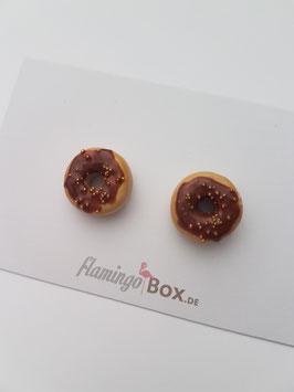 Donut-Ohrringe