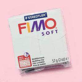 Fimo soft 57g (weiß)
