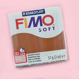 Fimo soft 57g (caramel)