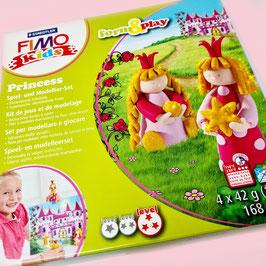 Princess I Spiel- und Modellierset