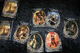 Dark Goddess Oracle cards.