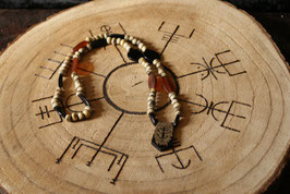 """Necklace """"Trible"""". 005"""