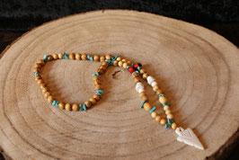 "Native American style necklace ""Arrowhead"". PSN001"