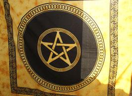 Wandkleed (tapestry) Pentagram.