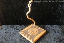 """Pendelplaat """"Runen Tree and Odin cross """""""