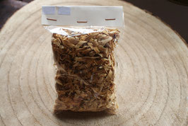 Palo Santo chips 25 gram.