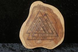 Altaarplaat Runen.