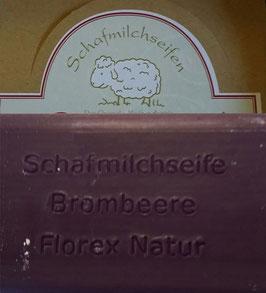 Schafmilchseife Brombeere