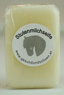 Stutenmilch Seife