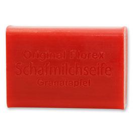 Schafmilchseife Granatapfel