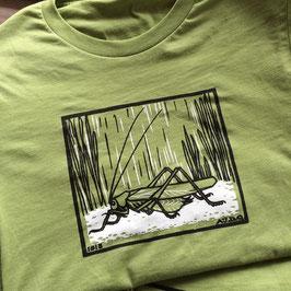 Grasshopper tee-shirt