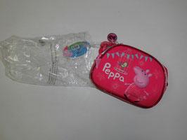 3D Schultertasche 19cm Peppa Pig