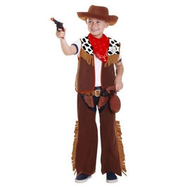Rollenspiel Set Cowboy
