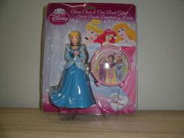 Sparbüchse & Tischuhr DISNEY Princess