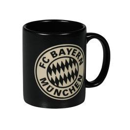 FC Bayern Kaffeebecher Black