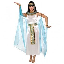 Kleopatra Kostüm Größe L und Kindergröße (8-14 Jahre)